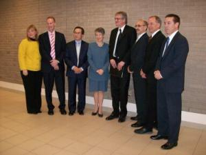 Representatives of the 7 Oil Sands Companies